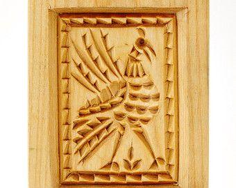 COCKEREL - 4. Wooden presses mold for pressed spice-cakes / pryaniks / cookies / springerle cookies ART 101-004-0005-15 - Edit Listing - Etsy
