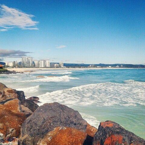 Missing Australia @goldcoast beautiful Coolangatta