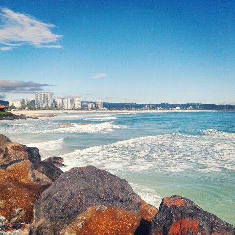 Missing Australia @goldcoast beautiful Coolangatta
