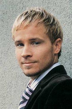 Brian Littrell. My second favorite Backstreet Boy ;) <3