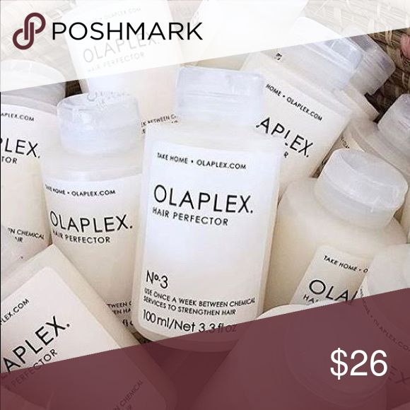OLAPLEX HAIR PROTECTOR NO.3 OLAPLEX No.3 at home hair repairing treatment. No.3 Hair Perfecto is not a conditioner. No.3 is our at home bond builder that contains the same active ingredient found in all professional Lapel products. Our patented technology relinks the broken bonds in every type of hair providing real, structural repair that works from within. olaplex Makeup