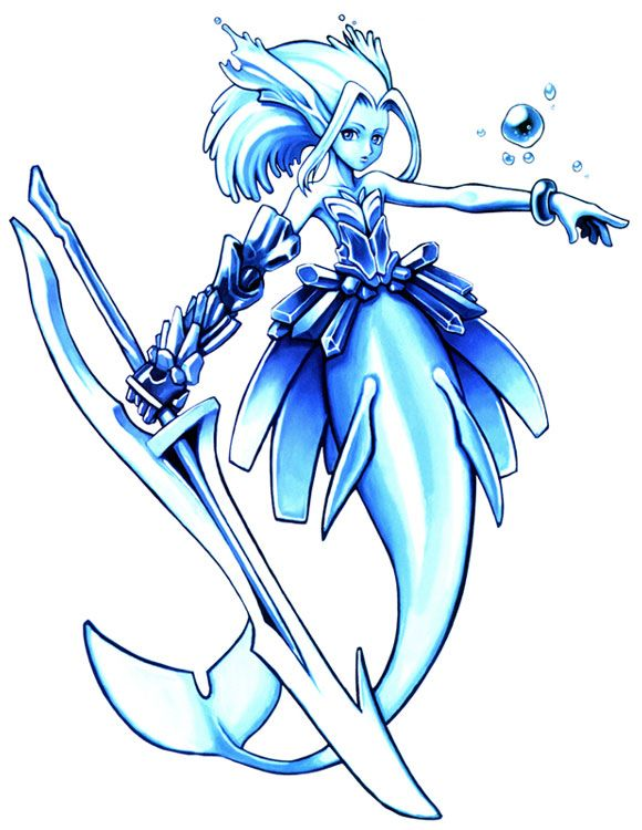 Star Ocean TTEOT; Artwork Aqua Regia