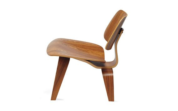 eames molded plywood lounge chair lcw furniture pinterest