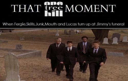 Lucas Scott. Chad Michael Murray. One Tree Hill. OTH. Lee Norris. Marvin Mouth McFadden. Fergie. Junk. Skills. Antwon Turner Tanner. That One Tree Hill Moment.