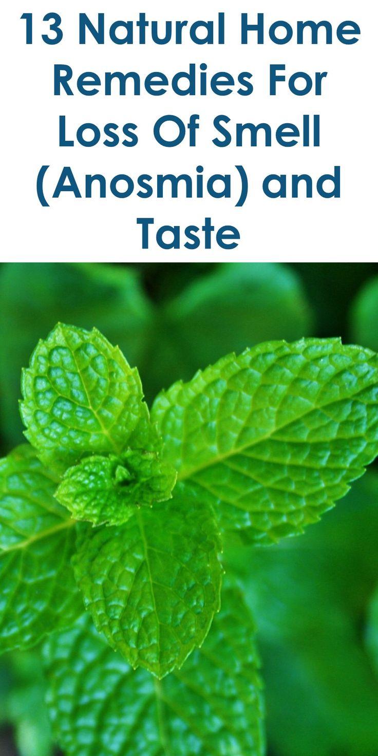 Best Foods For Anosmia