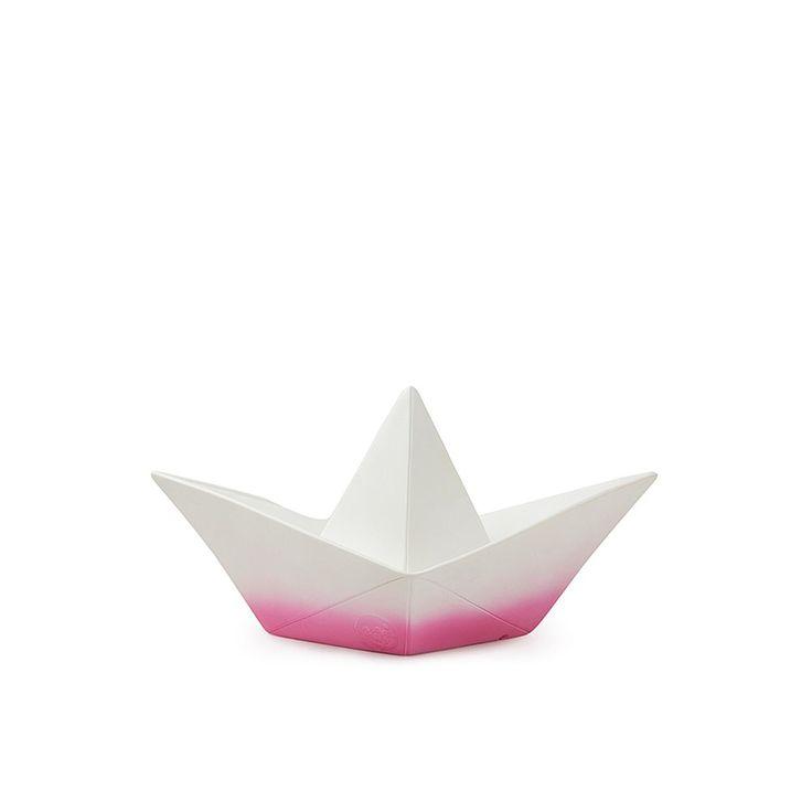 Goodnight Light Boat Nachtlamp - Magenta