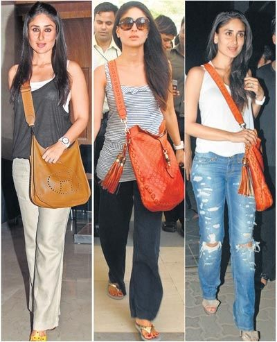The Many Bags Of – Celebrities and their handbags - PurseBlog