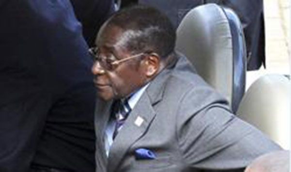 Mugabe will be forced out before December – #Tajamuka