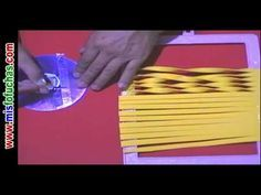 Cómo hacer pelo ondulado para muñecas fofuchas fácil y rápido - YouTube