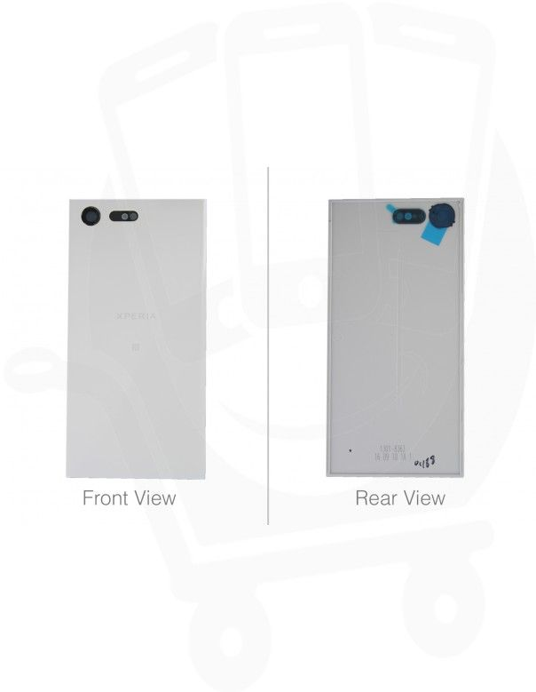 Genuine Sony Xperia X Compact F5321 White Rear / Battery Cover - 1301-8363 https://www.fonejoy.com/sony/xperia-x-compact/battery-covers/genuine-sony-xperia-x-compact-f5321-white-rear-battery-cover-1301-8363.html