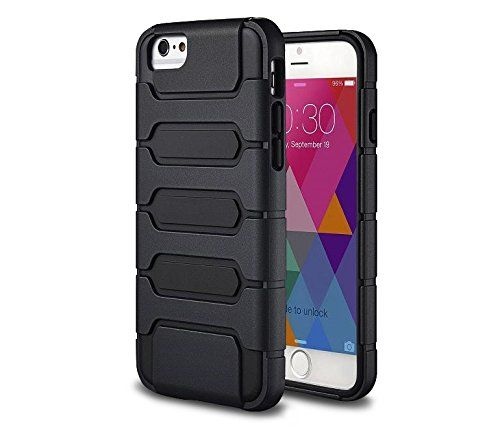 iPhone 6 Plus Case, ACEABOVE [Slim Shock Protection] Apple iPhone 6 Plus 5.5 Inch Case 2 Layer [Ultra Slim] Armored Hybrid Cover Plus Inner Soft Case + Hard Outter Shell - Extra Slim Fit Protection Case - Verizon, AT&T, Sprint, T-Mobile, International, and Unlocked - Case for Apple iPhone 6 Plus 5.5 Inch Late 2014 Model (Black) AceAbove http://www.amazon.com/dp/B00NFZM56O/ref=cm_sw_r_pi_dp_s0Ksub1641ZJE