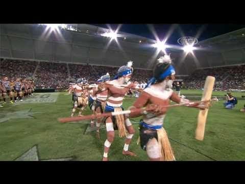 Indigenous All Stars War Dance 2011 - YouTube