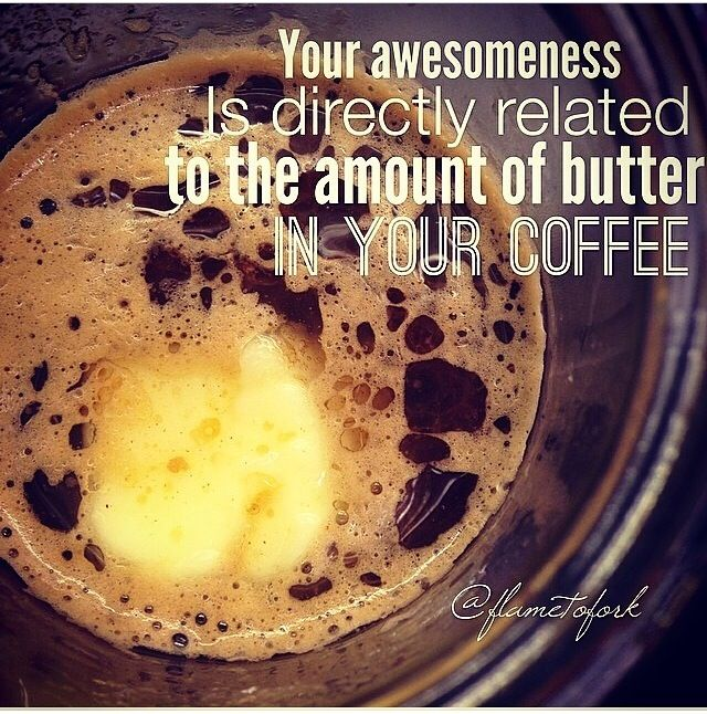 "Forget the cream and sugar.  Butter is the new cool kid on the block, especially when it comes to your morning coffee.  Bulletproof Coffee, which is coffee with grass-fed butter and medium-chain triglycerides (MCT) oil mixed in, was designed by Dave Asprey, owner of Bulletproof Executive, to ""supercharge your brain function and create effortless fat …"