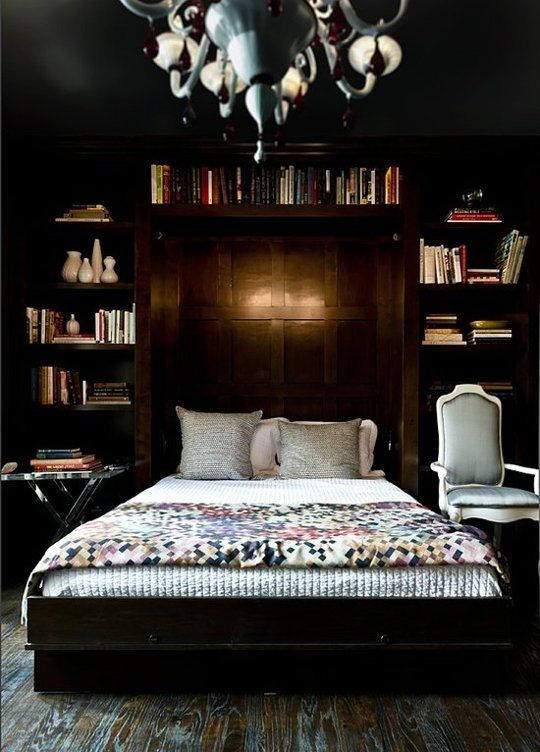 Best 25+ Dark bedrooms ideas on Pinterest Copper bed, Copper bed - dark bedroom ideas