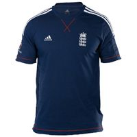 Adidas ECB Official 2008 adidas England Cricket ECB Official 2008 adidas England Cricket Training Cotton T-Shirt - New Navy/White. http://www.comparestoreprices.co.uk/cricket-equipment/adidas-ecb-official-2008-adidas-england-cricket.asp