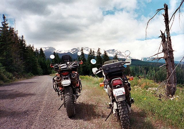 Show us your best ever Transalp photo - Page 6 - ADVrider