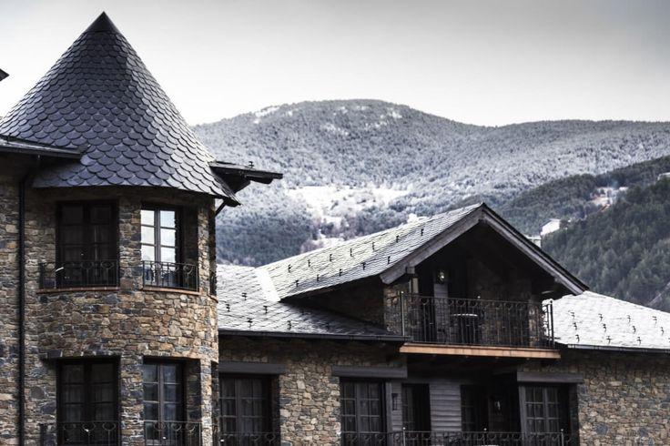 Disfruta de la nieve en el abba Xalet Suites Hotel (Andorra).