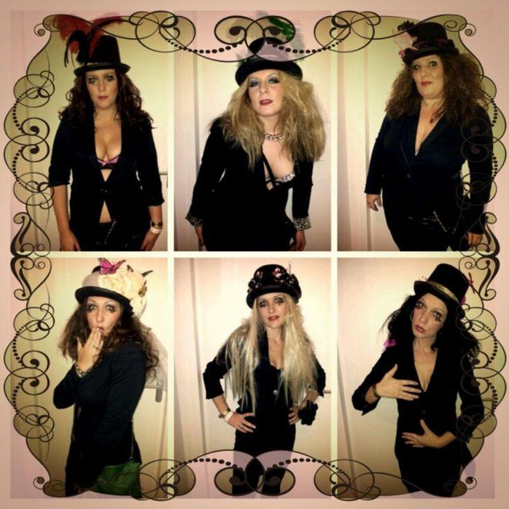 The girls @Bungalup Chapeau!!!♥♥♥