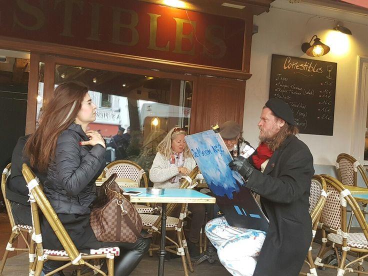 Pintor de Montmartre 🎨💘
