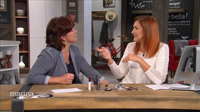 Lyne Ste-Marie nous propose des produits et des techniques pour prendre soin de nos sourcils.