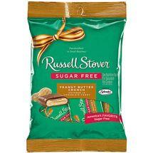 Walmart: Russell Stover: Sugar Free Peanut Butter Crunch, 3 Oz