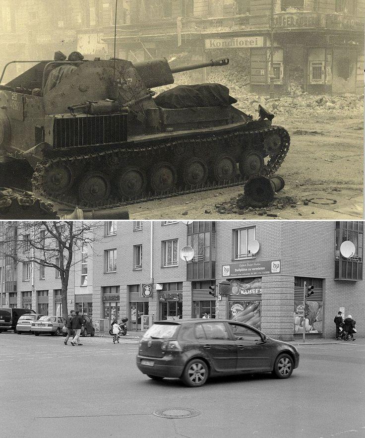 Berlin- Centro de Berlín, a pocos pasos del museo Checkpoint Charlie.