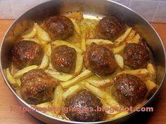 Τζιγεροσαρμάδες - από «Τα φαγητά της γιαγιάς»