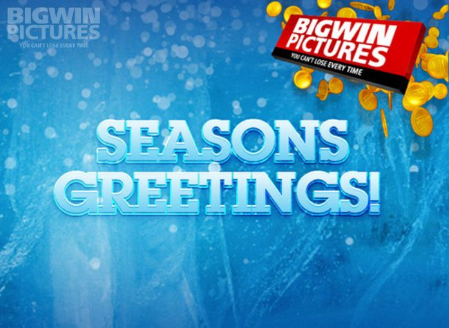 BigWinPictures wish you and your loved ones a MERRY CHRISTMAS!