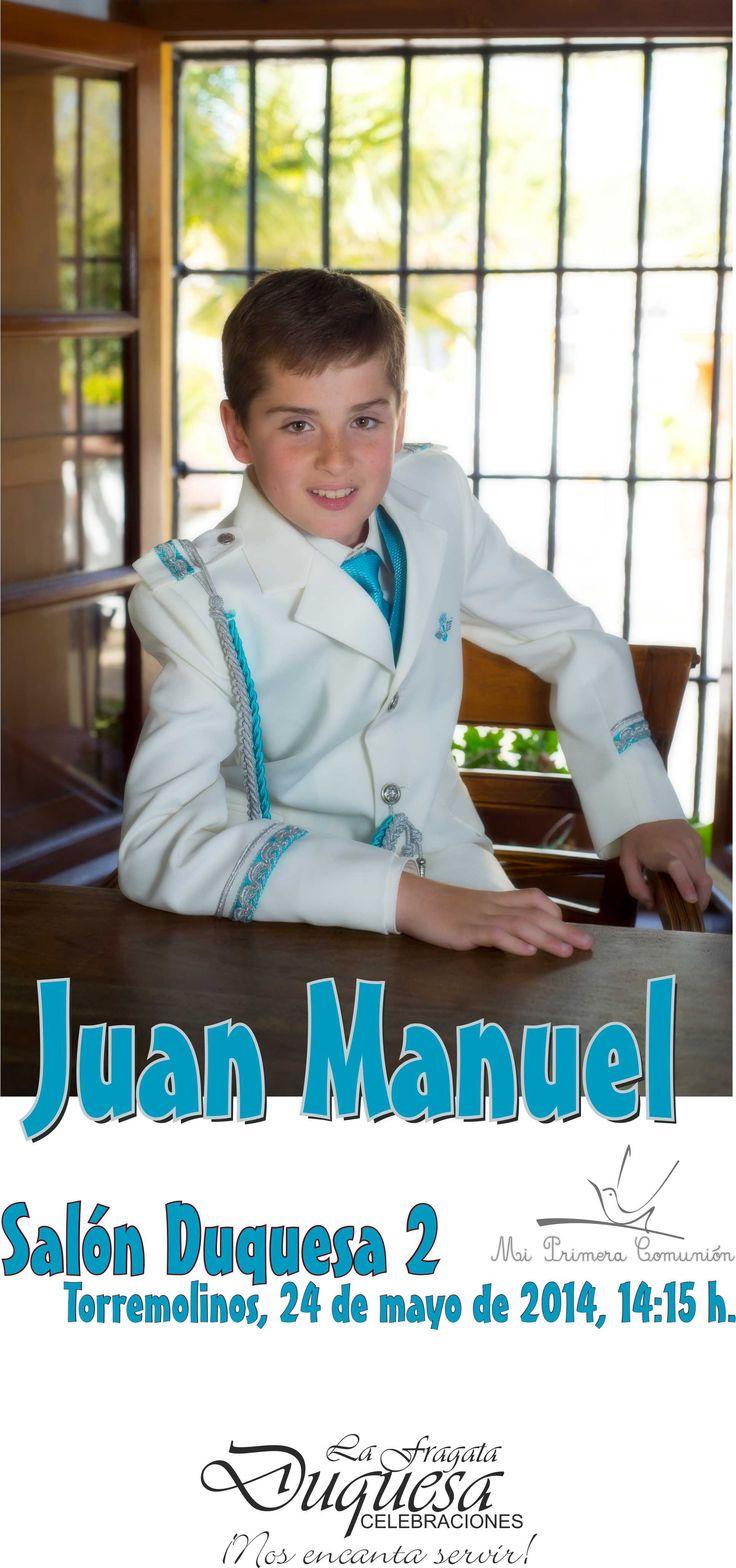 24 DE MAYO DE 2014 JUAN MANUEL CARTEL
