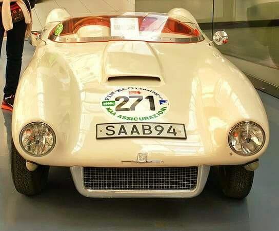 Saab Sonett I