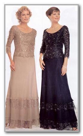 На свадьбе мать невесты должна быть в патье или в костюме