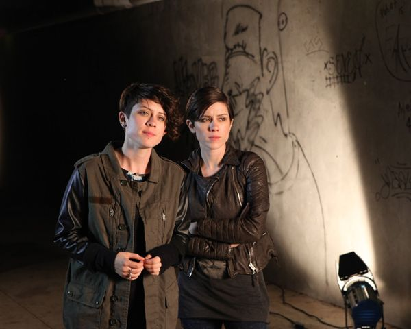 SXSW: Tegan and Sara Headline SXSW and 'Glee'