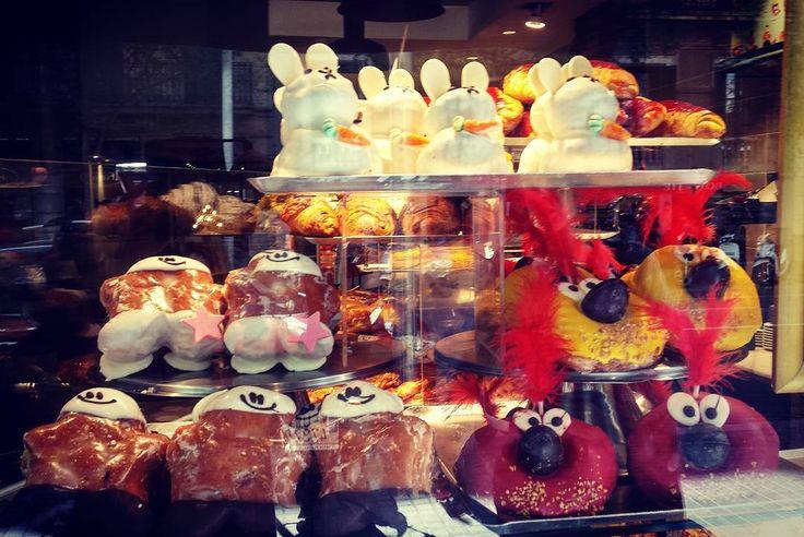 Easter Holiday treats @ Pastisseria Boldu