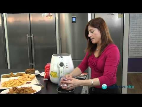 Frittata cooking demonstration using the Philips Airfryer baking dish - Appliances Online - YouTube