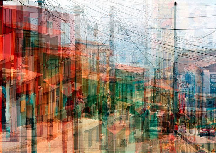 этого абстрактный город в картинках эксплуатации жестким