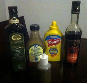 Easy Elimination Diet Recipes: All Purpose Dressing: Elimination Diet Sauce
