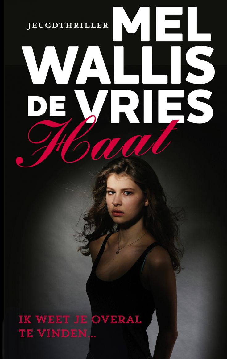 Haat, Mel Wallis De Vries Wallisbook Jacket