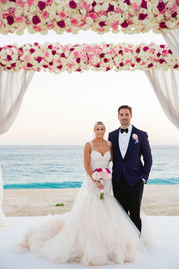 Your Wedding Theme Head to Toe: Celebrity Weddings