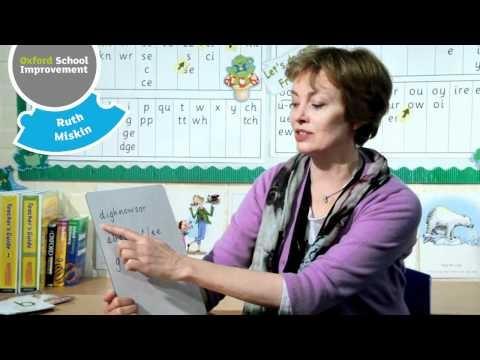 Ruth Miskin - How to Teach Children to Write