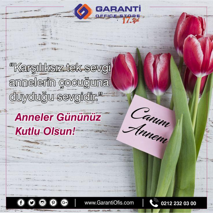 Anneler Gününüz Kutlu Olsun! #annelergunu