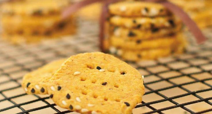 Resep Biskuit Kari Keju