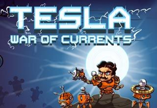 Tesla War Of Currents - Game