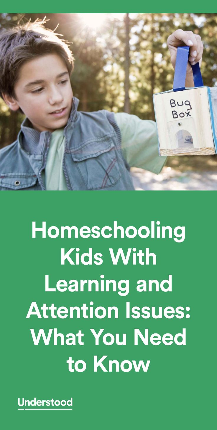 Homeschooling gives you a lot of flexibility with your child's education, but also a lot of responsibility.