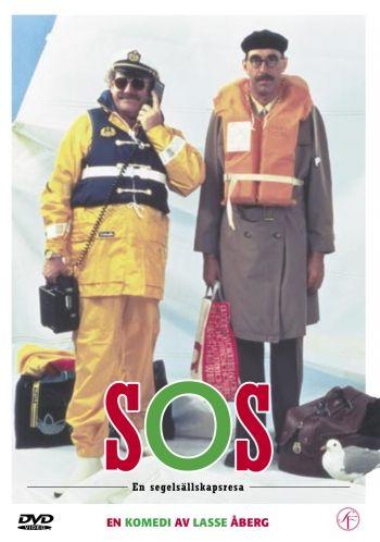 SOS Segelsällskapsresan. DVD. Subtitled. 49 kr from Discshop.se. Svensk film från 1988 av Lasse Åberg med Lasse Åberg och Jon Skolmen.