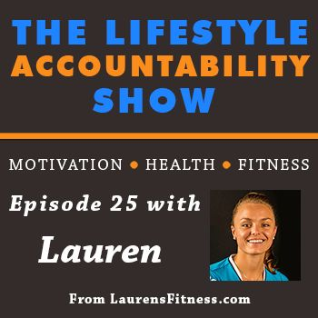 Lauren shares her health and fitness story as a professional volleyball player - @Laurens Fitness