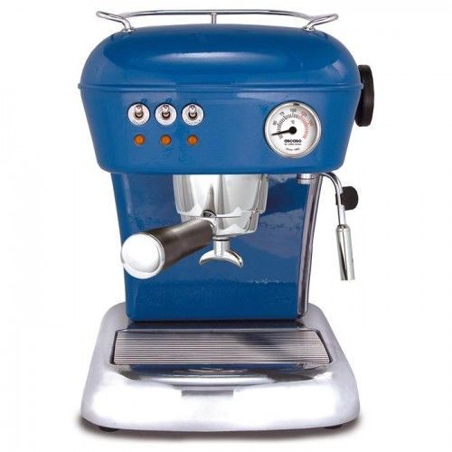 Ascaso Dream - Mediterranean Blue - DR.11UK £718.80   http://www.love-espresso.co.uk/coffee-machines.html