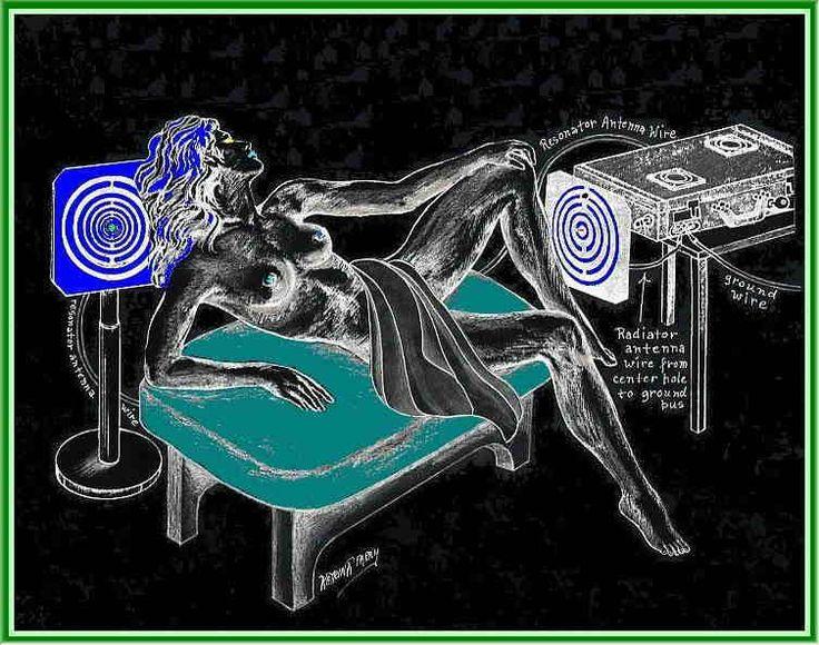 tesla healing machine