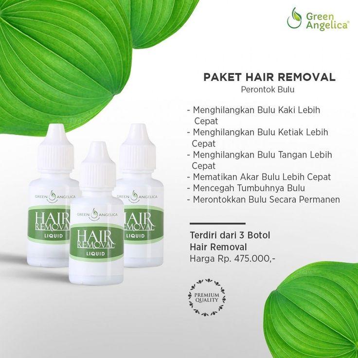 #perontokbulu cair pertama di Indonesia. #greenangelica #hairremoval ampuh banget untuk #menghilangkanbulu #ketiak kaki dan tangan. . Pemakaian #penghilangbulu ini secara teratur akan mendapatkan hasl yang permanen . Harga sepaket 3btl Rp. 475.000 . ============ . #ordersekarang ya kak isi formnya disini >>> http://greenangelica.us