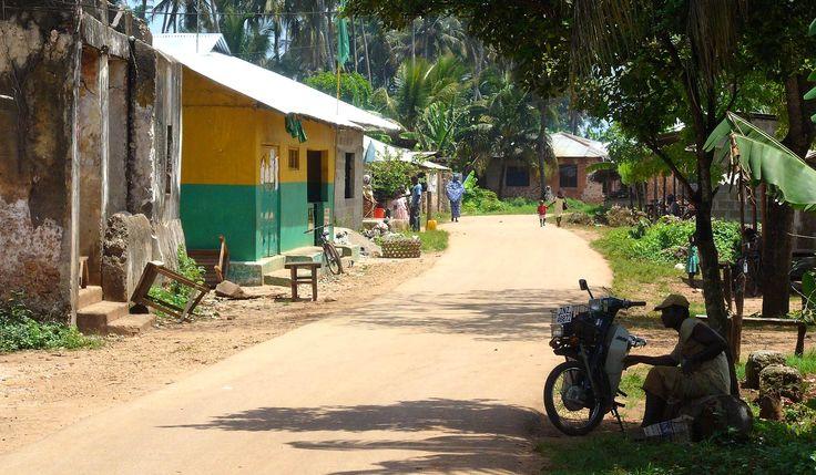 Photo snapped during a village walk, whilst based at Unguja Lodge, in the village of Kizimkazi Mtendeni on the southwest coast of #Zanzibar.