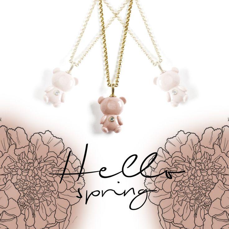 Hello spring. info@anajoaojewelry.com